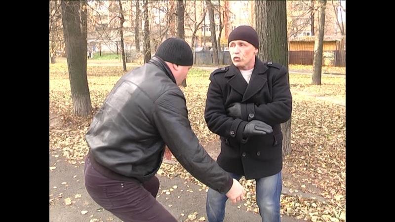 Самооборона на улице.Будьте бдительны.В.Н.Крючковstreet self-defense. V.Kryuchkov