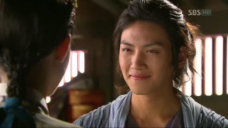 Воин Пэк Тон Су Дорама Эпизод из 17 серии Мы можем изменить свою судьбу