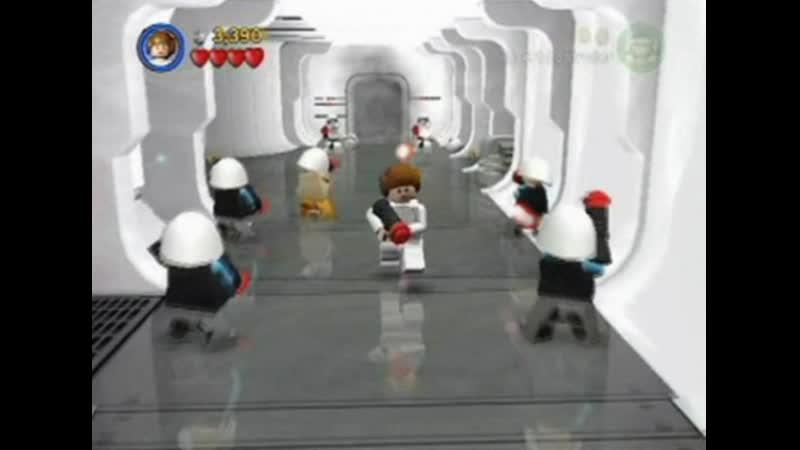 Е3 2006 интервью Lego Star Wars 2