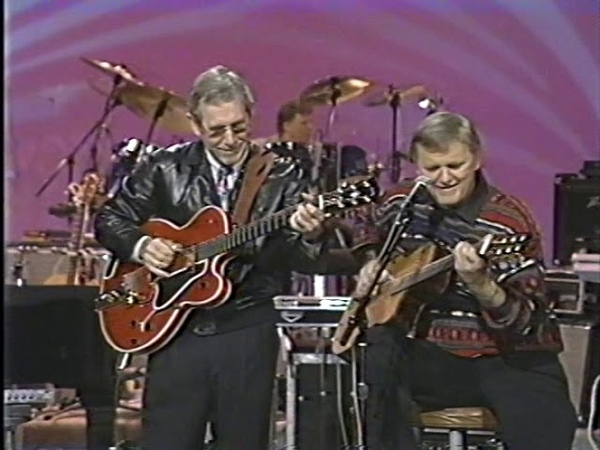 Chet Atkins and Jerry Reed Live
