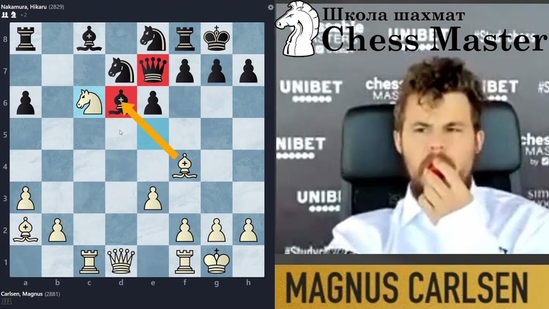 Допинг Карлсена Непо в гневе Крах МВЛ Chessable masters День 3 и 4