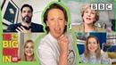 Miranda's top tips to survive lockdown! | The Big Night In - BBC