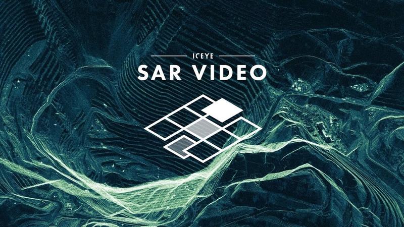 ICEYE SAR Video In Orbit Demonstration