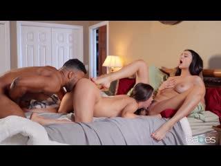 Alexis Fawx, Eliza Ibarra - Alexis Staycation - Porno, MILF, Teen, Threesome, Big Tits IR Blowjob Hardcore Brunette, Porn, Порно