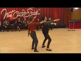 Jordan Frisbee & Emeline Rochefeuille  Budafest 2020 Invitational JnJ