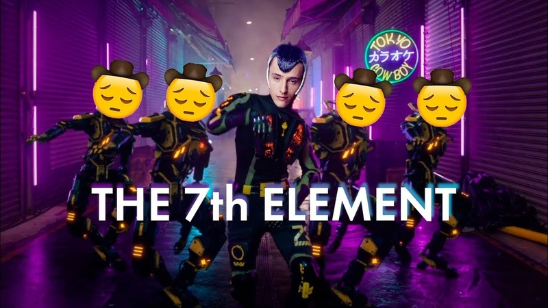 Lil Nas X feat VITAS The 7th Element mashup