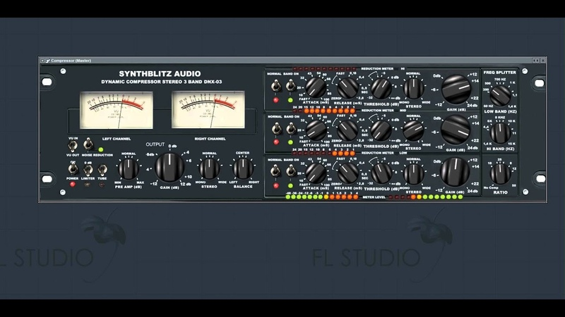 DNX 03 Compressor play with final mix funk