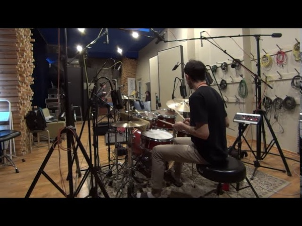 Мимонот Сквозняки Studio drumcam