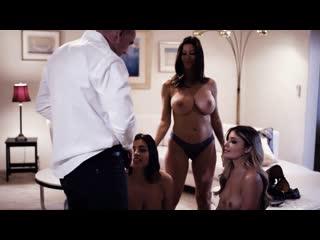 The Other Family - Alexis Fawx, Adria Rae, Ella Knox - PureTaboo - New Porn Milf Big Tits Ass Step Mom Sex HD Brazzers Порно