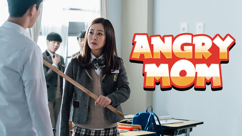 Разгневанная мама Angry Mom За кадром●Behind The Scenes