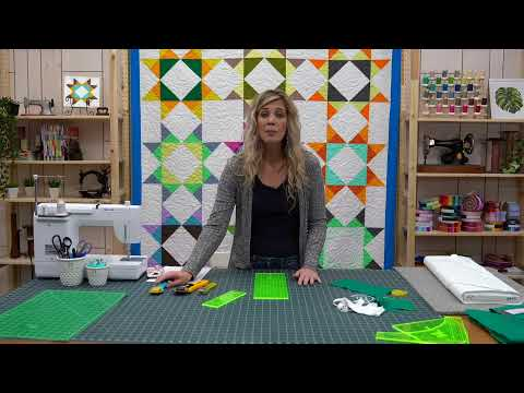 REPLAY Notion Commotion Rotary Cutters with Misty from Missouri Star Quilt Co
