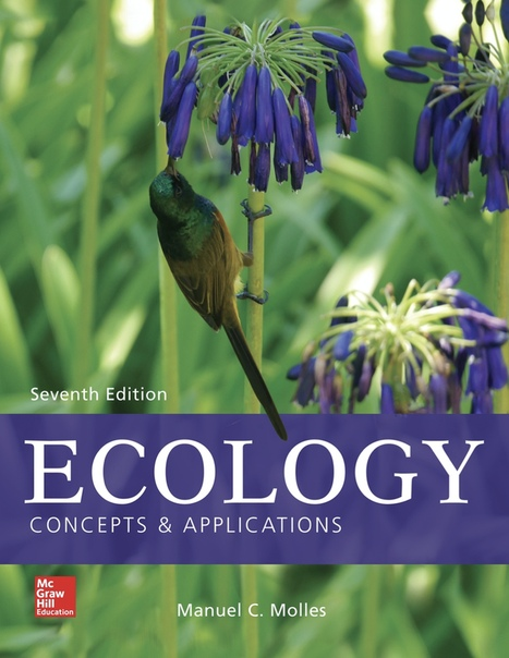 Ecology Concepts and Applications by Manuel Molles