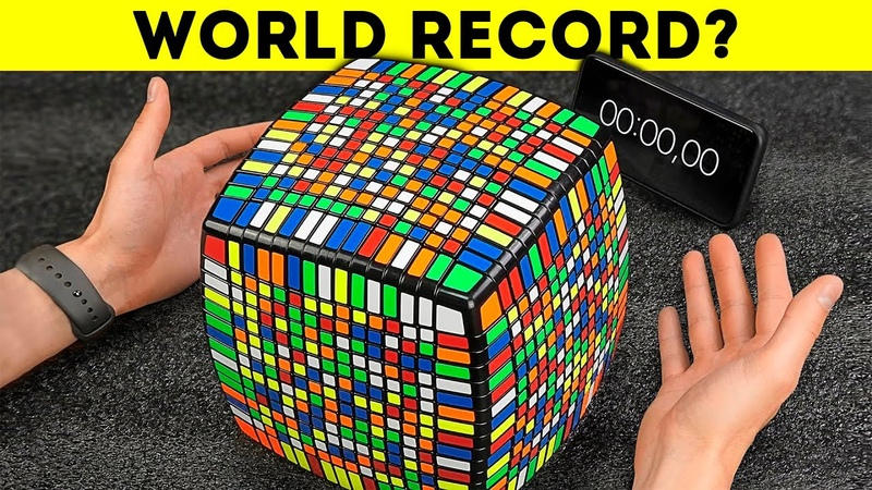Solving the huge Rubiks Cube 15X15 in record time