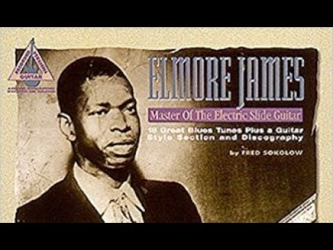 Pierre Edel THE SKY IS CRYING Elmore James cover SRV Gary Moore etc