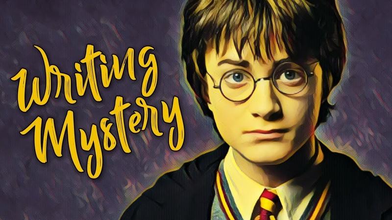 Harry Potter How J.K. Rowling Writes Mystery