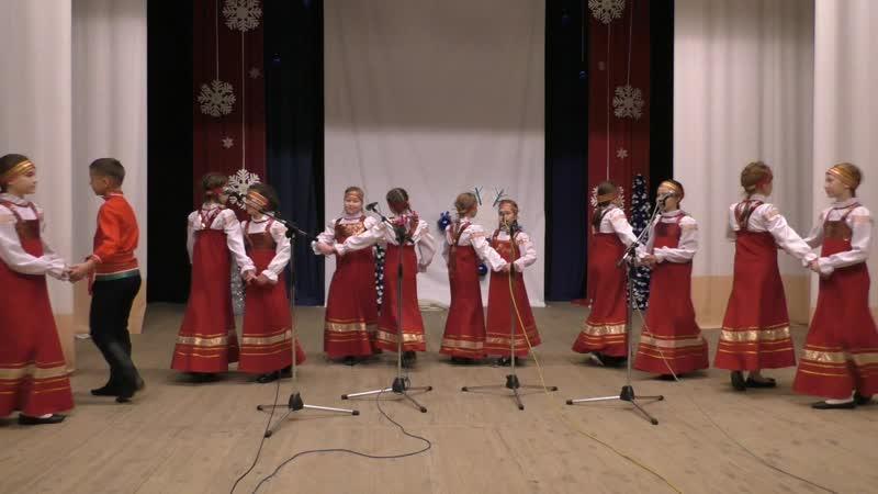 Чижик чижик чижачок Исполняет ансамбль народной песни Кизили зор