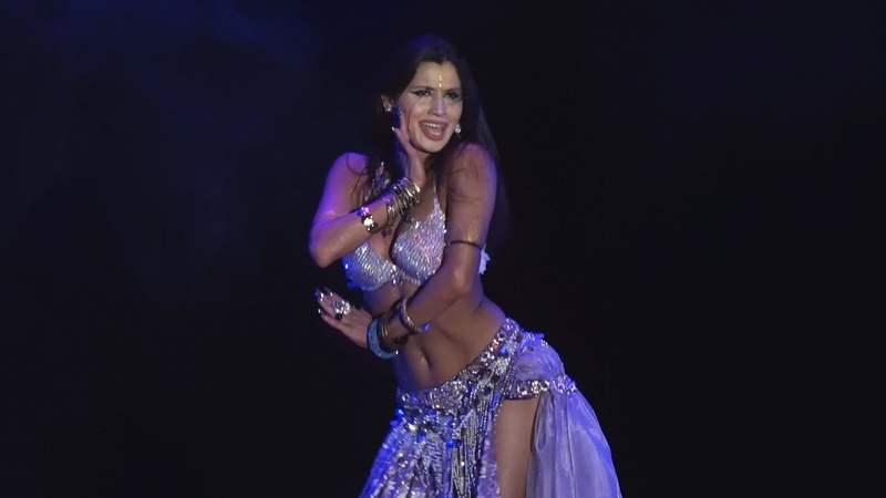 Natasha Korotkina Belly Dancer Amy ya Sayad Shaabi