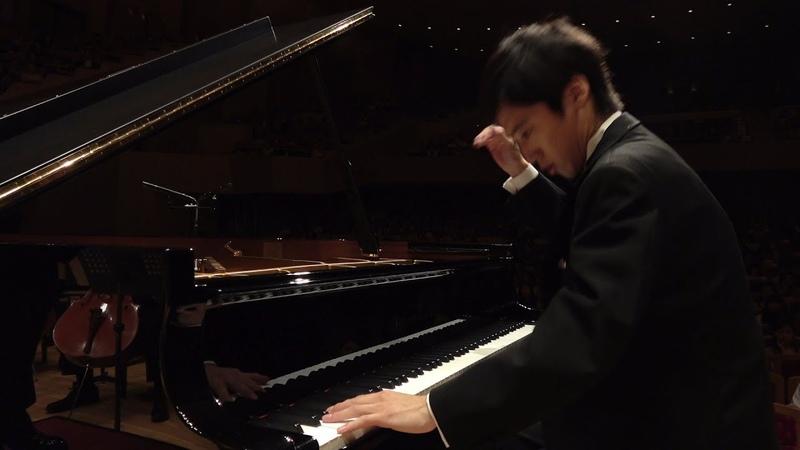 角野 隼斗/ラフマニノフ:ピアノ協奏曲第2番 ハ短調 Op.18(PTNA2018特級ファイ12490