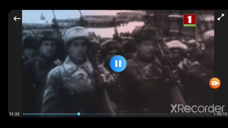 история Герша Гелленберга из фильма цикла 1418 дней История Победы проекта Белтелерадиокомпании