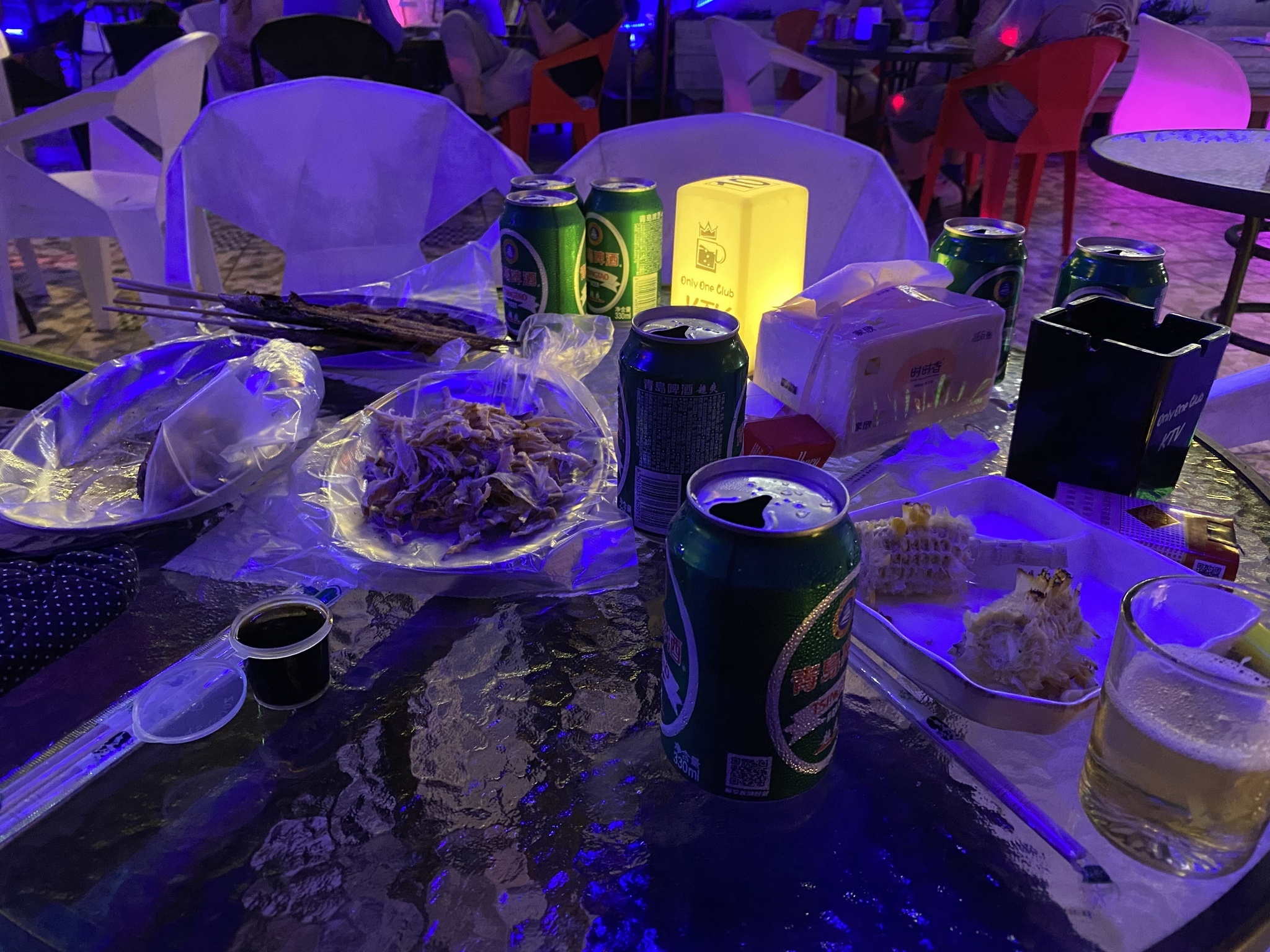 Хитрые китайские официанты