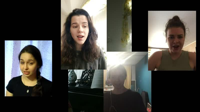 RubinskayaOperaStudio Die Drei Damen
