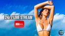 QUEEN CLUB RADIO • 24 7 Live   Best Relax House For Chilling Out, Studying, Running, Driving Car