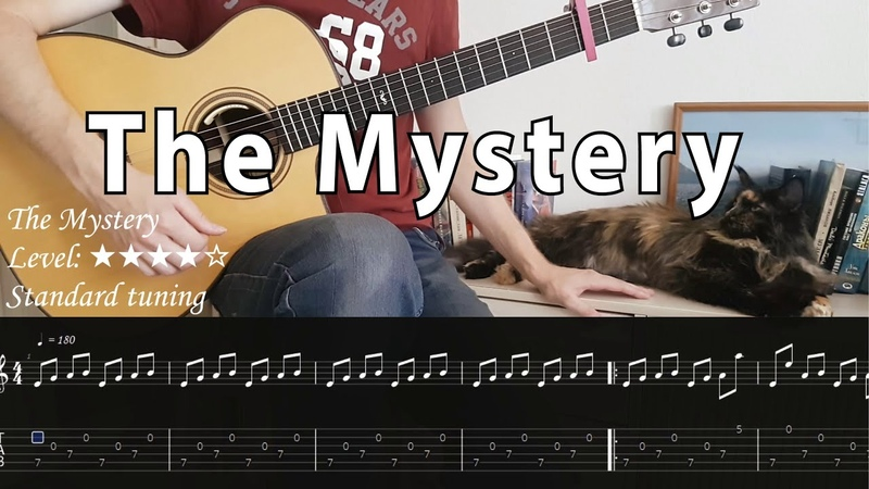 The Mystery - fingerstyle guitar tabs