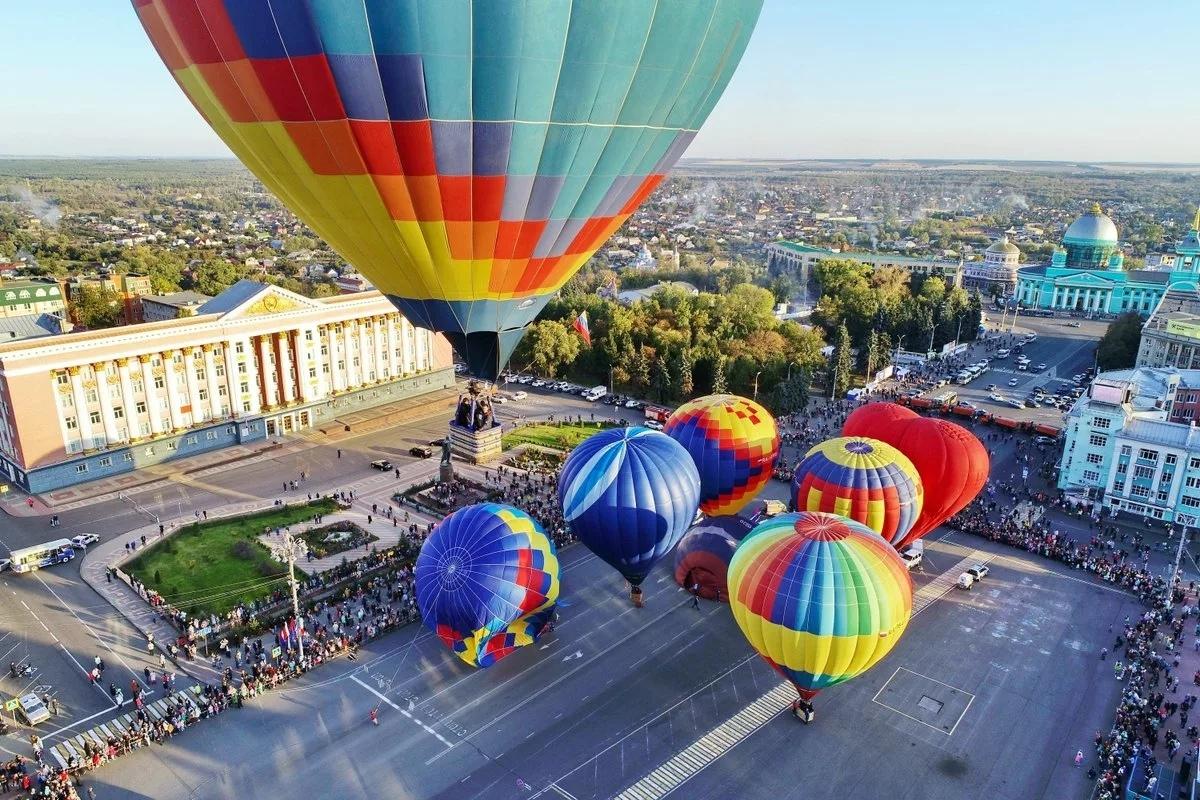 В этом году Курск отметит День города в начале сентября