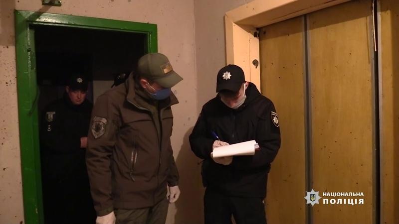 Слідчі поліції Києва розслідують обставини вибуху у Дарницькому районі