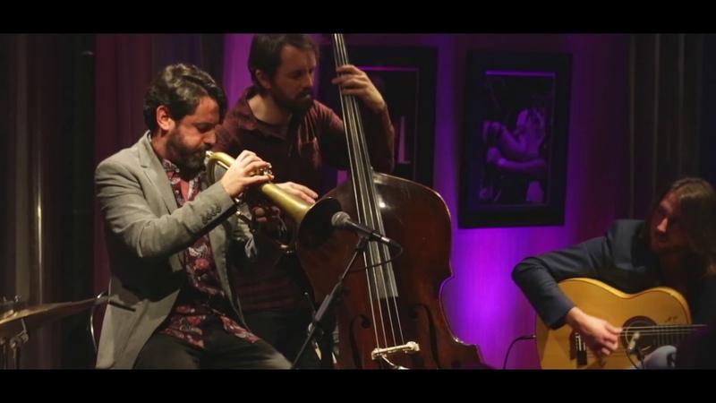 "Enriquito cuarteto flamenco Se lió Parda"" soleá Recoletos Jazz"