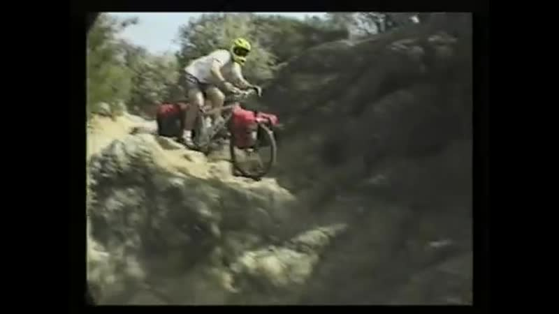Real Sick Downhill Mountain Biking VHS 1998