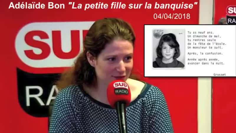 Adélaïde Bon La petite fille sur la banquise p docriminalit amn sie dissociative 04 04 2018
