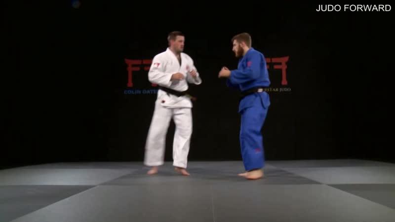 Uchi Mata Harai Goshi ¦ Colin Oates ¦ Superstar Judo