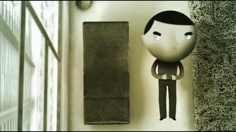РАСКОЛ (2008) - мультфильм, фантастика, драма. Жереми Клапен