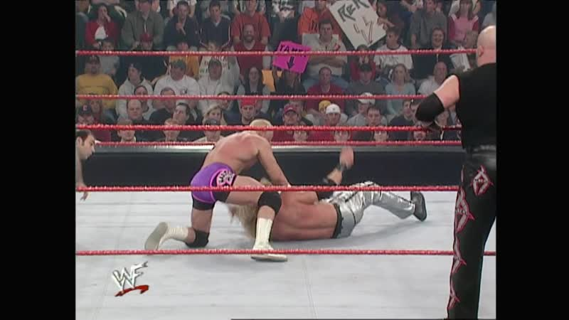WWF Raw Is War 27.11.2000 - The Hollys vs Test, Albert Trish Stratus