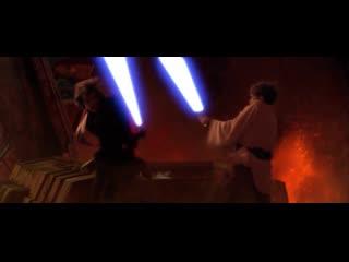Потрясающий экшен в Star Wars