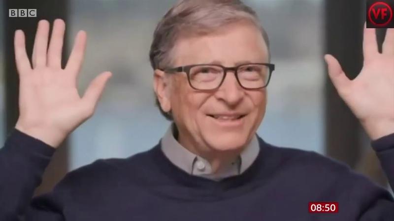 Билл Гейтс О вакцине для 7 миллиардов человек от Коронавируса Вопросы и ответы Человечество Мир