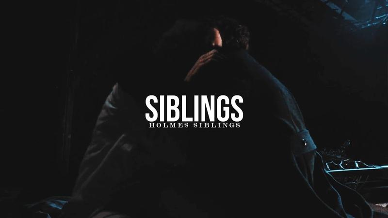 BBC Sherlock || Siblings