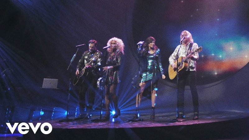 Little Big Town Wine Beer Whiskey Live Cut