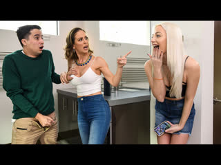[Brazzers] Cherie Deville - Stuck On Your Mom NewPorn2020