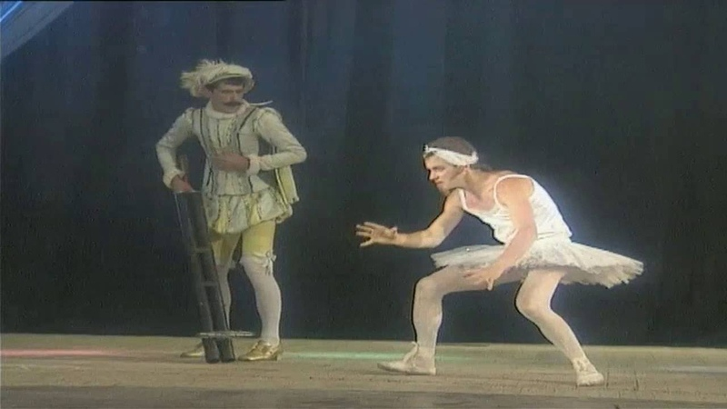 Маски шоу Маски в опере 2 Лебедь Юмористический сериал