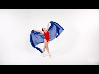 Белый. Синий. Красный.