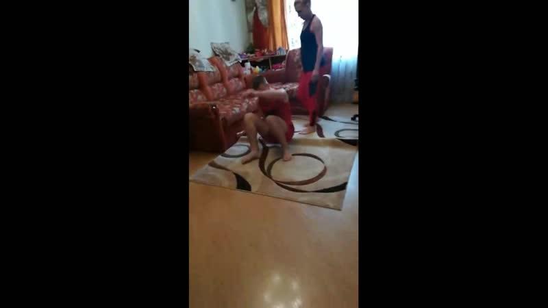 Семейный парный комплекс домашних тренировок