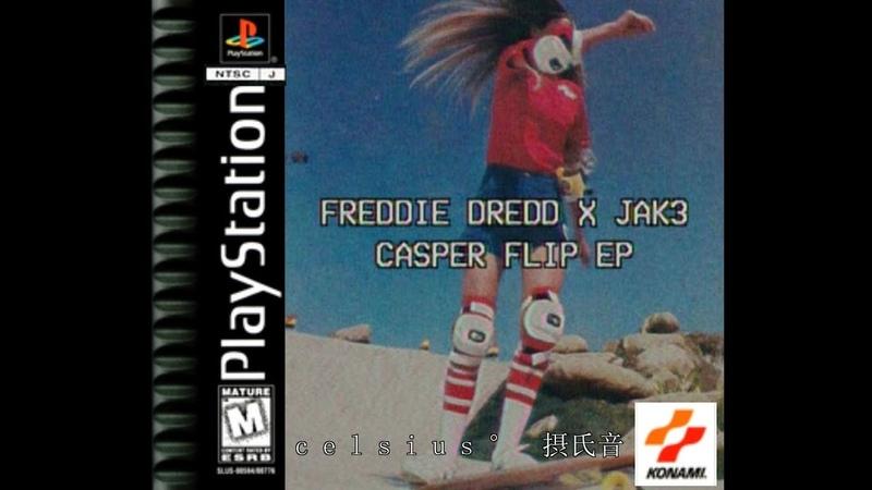 FREDDIE DREDD x jak3 Wit it Official Music Video