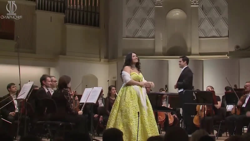 Sonya Yoncheva Puccini arias from operas 13 11 2019 Moscow