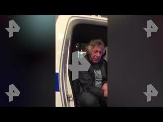 Пьяный Ефремов пообещал вылечить пострадавшего в ДТП водителя