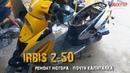 Скутер Irbis Z50 Почти капитальный ремонт мотора