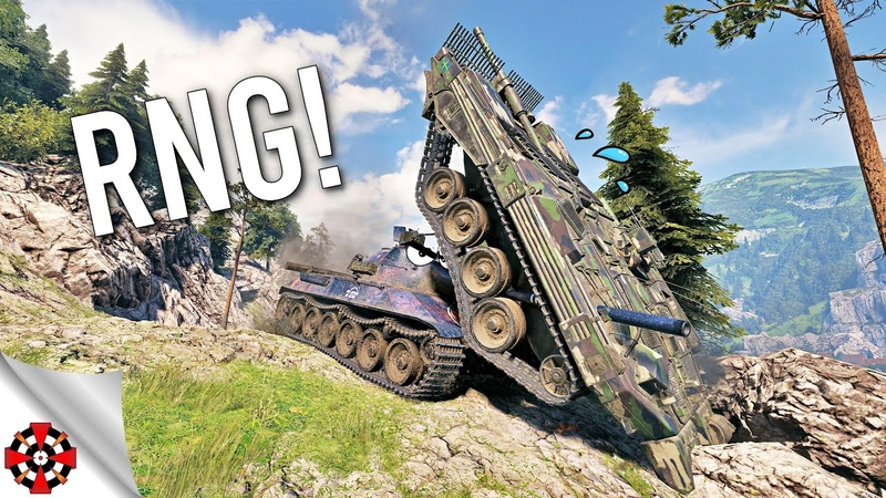World of Tanks Funny Moments The Best Fails Glitches 447