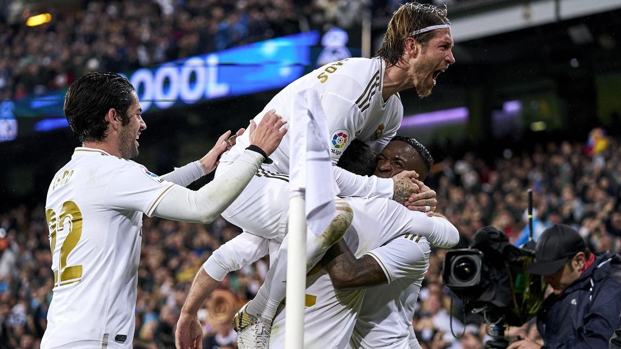 ФК Реал Мадрид 2020