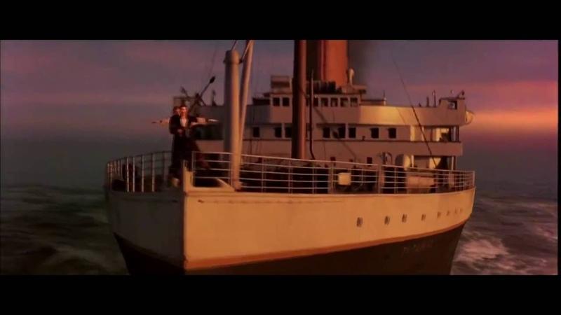 Titanic My Heart Will Go On Music Video